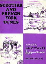 Scots and French Folk Tunes Sheet Music