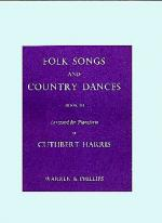 Folk Songs & Country Dances Sheet Music