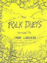 Four Folk Duets Sheet Music
