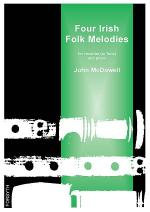 Four Irish Folk Melodies Sheet Music