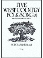 Five West Country Folk Tunes Sheet Music