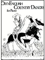 Old Enligh Country Dances Sheet Music