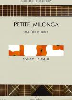 Petite Milonga Sheet Music