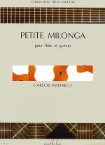 Petite Milonga Sheet Music