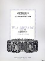 Sonate, No. 3 en La maj. KV 12 Sheet Music