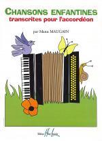 Chansons Enfantines Sheet Music