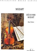 Decouvrir Mozart Sheet Music