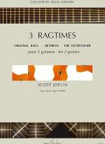 Ragtimes (3) Sheet Music