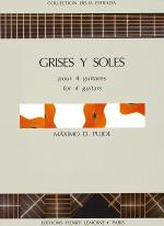 Grises Y Soles Sheet Music