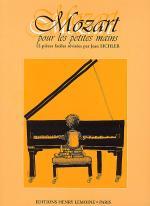 Mozart Pour Les Petites Mains Sheet Music