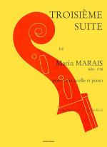Suite, No. 3 Sheet Music