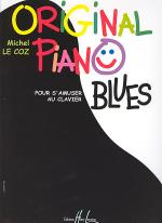 Original Piano Blues Sheet Music