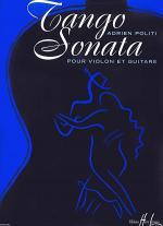 Tango Sonata Sheet Music