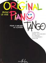 Original Piano Tango Sheet Music