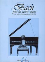 Bach Pour Les Petites Mains Sheet Music