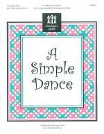 A Simple Dance Sheet Music
