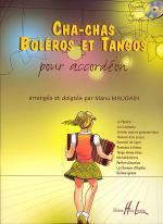 Cha-Chas, Tangos Et Boleros Sheet Music