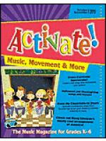 Activate! Oct/Nov 10 Sheet Music