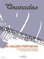 Les Valses poetiques Sheet Music