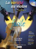 La Variete Au Violon - Volume 2 Sheet Music
