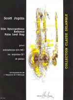 Elite Syncopations / Bethena / Palm Leaf Rag Sheet Music