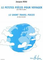 Petites Pieces Pour Voyager (12) - Short Travel Pieces Sheet Music