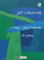 Easy Jazz Preludes (12) Sheet Music