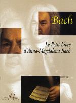 Le Petit livre d'Anna Magdalena Sheet Music