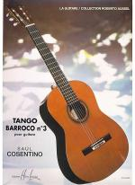 Tango Barroco, No. 3 Sheet Music