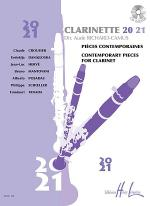 Clarinette 20-21 Sheet Music