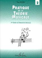 Pratique De La Theorie Musicale - Volume 2 Sheet Music