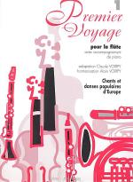 Premier Voyage - Volume 1 Sheet Music