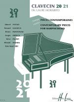 Clavecin 20-21 Sheet Music