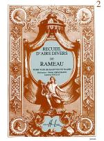 Recueil D'Airs Varies Sheet Music