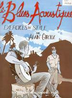 Le Blues Acoustique Sheet Music