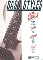 Bass Styles: 19 Solos Sheet Music