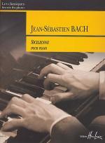Sicilienne Sheet Music