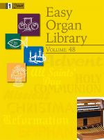 Easy Organ Library, Vol. 48 Sheet Music