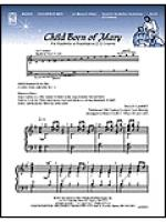 Child Born of Mary Sheet Music