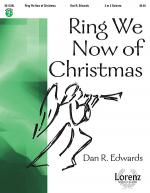 Ring We Now of Christmas Sheet Music