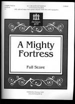 A Mighty Fortress - Full Score Sheet Music