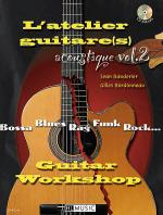 L'Atelier Guitare Acoustique - Volume 2 Sheet Music