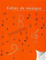 Cahier De Musique 12 Portees Et Pages D'Ecriture Seyes Sheet Music