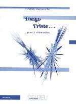 Tango Triste Sheet Music