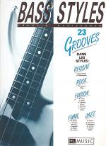 Bass Styles: 23 Grooves Sheet Music