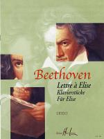 Lettre A Elise Sheet Music