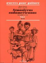 Atmosferas Sudamericanas - Volume 1 Sheet Music