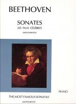 Sonates Les Plus Celebres Sheet Music