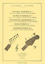 Solfege Rythmique Sheet Music