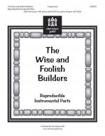 The Wise and Foolish Builders - Percussion Parts Sheet Music